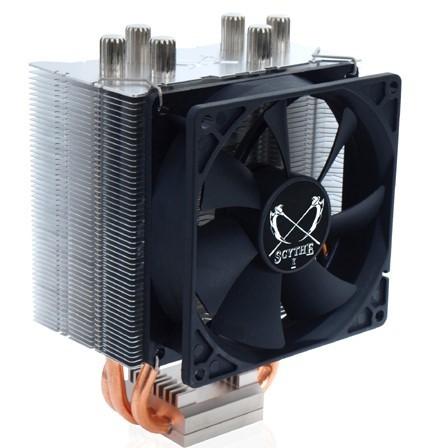 Доступный процессорный охладитель Tatsumi 1000B от Scythe