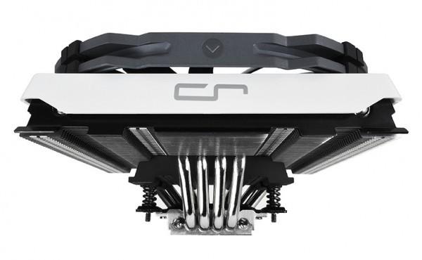 Cryorig выпускает в продажу низкопрофильный CPU-кулер C1