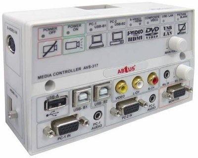 Настенный контроллер-коммутатор ABtUS AVS-317 от VEGA
