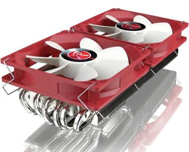 Raijintek анонсирует начало продаж VGA-охладителя Morpheus