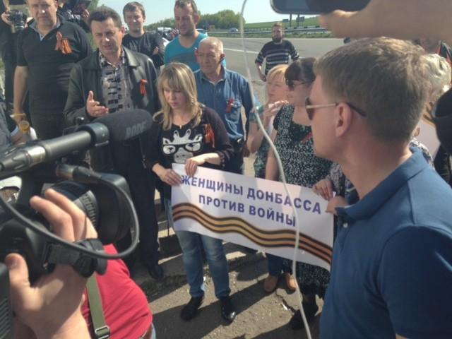 Царев с гуманитарным грузом отправился в осажденный Славянск