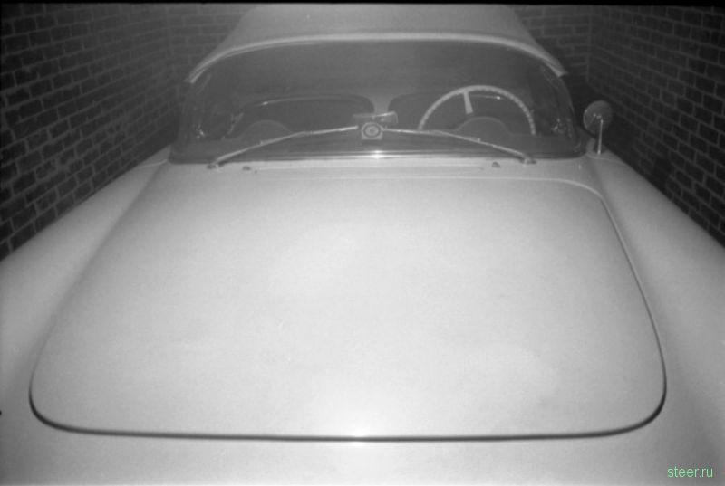 Представлен уникальный новый Шевроле Корвет 1953 года (ФОТО)