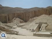В Египте нашли целую гробницу детей фараонов