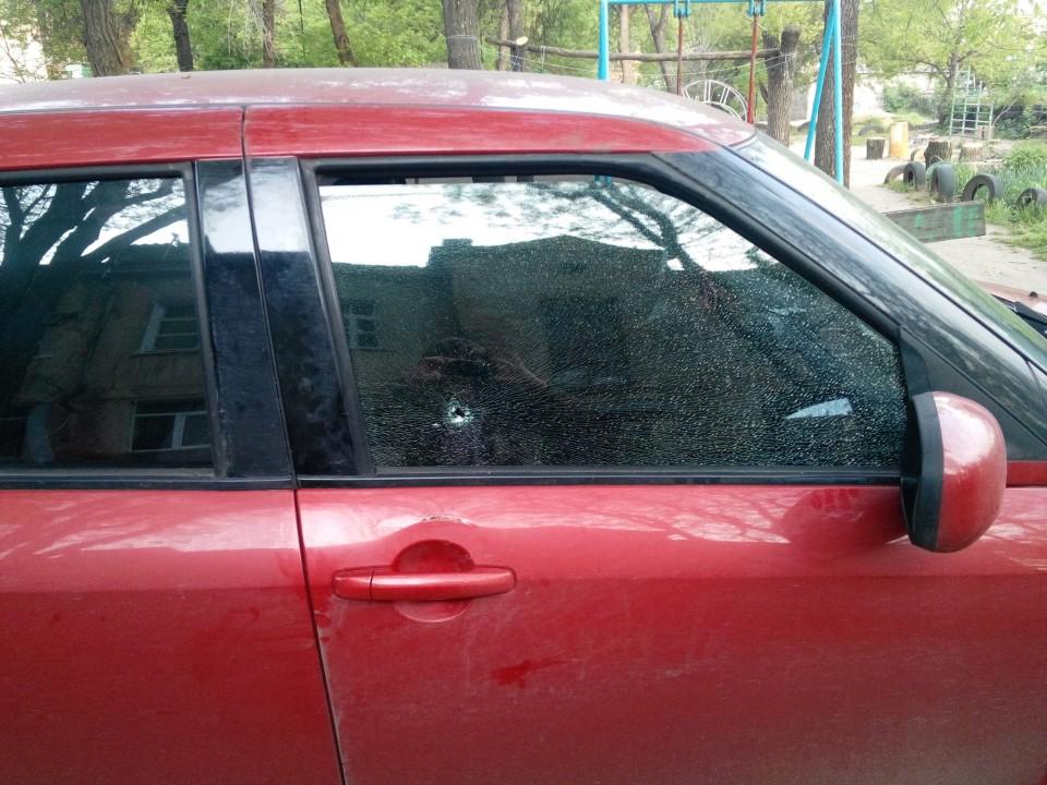 Неизвестные выстрелили в авто «народного мэра» Николаева