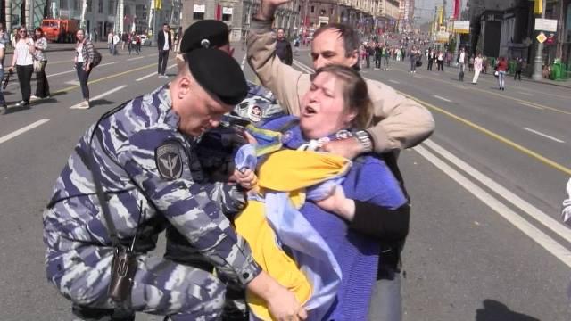 Вторжение в Украину: Основные события за 1 мая