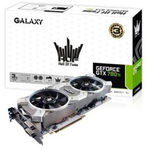 Galaxy запускает в продажу адаптер GeForce GTX 780 Ti HOF+