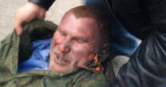 """""""Мужская молитва"""" погибшего вчера одесского поэта Негатуров"""