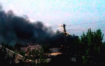 В Константиновке идет бой с сепаратистами (ВИДЕО)
