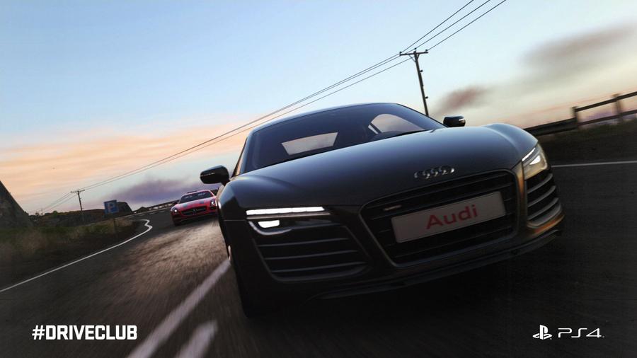 Скриншоты DriveClub - детализация авто (ФОТО)