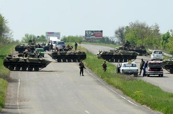 Число убитых в Славянске возросло до 6 человек, сотня ранены