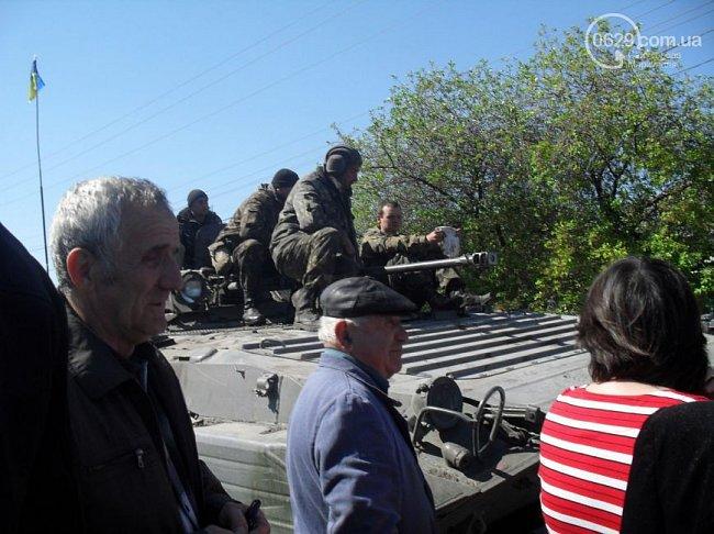 Вторжение в Украину: Основные события 7 мая