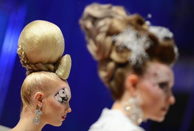 Чемпионат мира по парикмахерскому искусству (ФОТО)