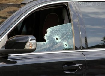На Луганщине расстреляли два авто. Погибли супруги (ВИДЕО)