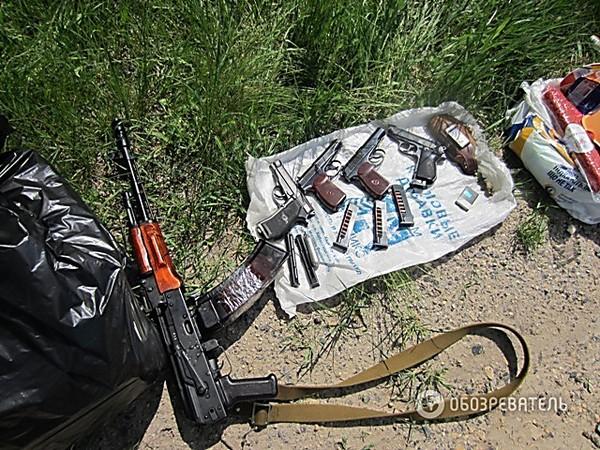 Задержали террористов с уже заполненными бюллетенями (ВИДЕО)