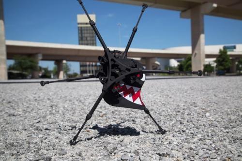 """Новый """"бегающий"""" робот развивает скорость более 30 км в час"""