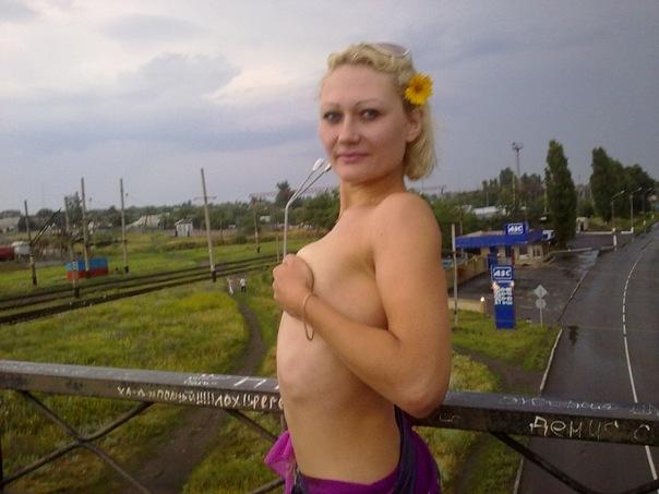 """Министр """"Луганской народной республики"""" снялась топлес. ФОТО"""