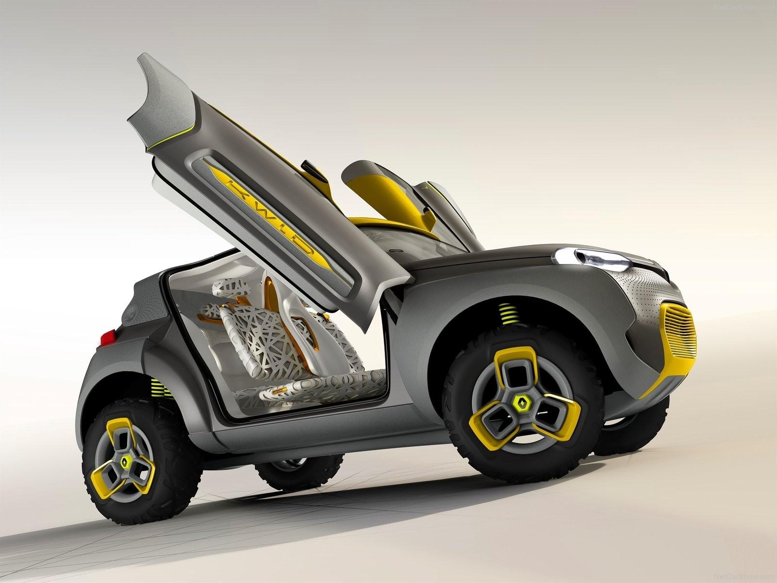 Новый кроссовер Renault за $19 000: первая информация и фото