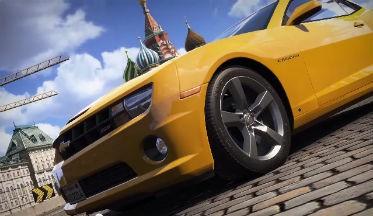 Автомобили World of Speed - первая часть (ВИДЕО)