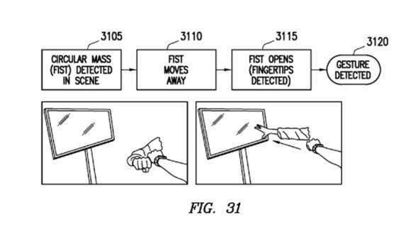 Новый патент смарт-часов Samsung
