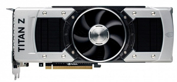 Запуск двухъядерного адаптера NVIDIA GeForce GTX Titan Z