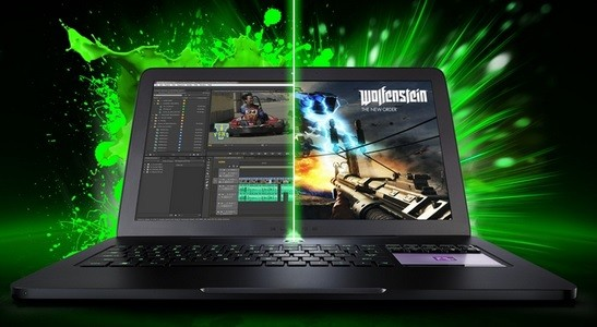 Razer Blade Pro: ноутбук с мощными характеристиками