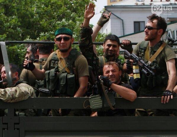 Битва за Донецк: подробная хроника событий (ФОТО, ВИДЕО)