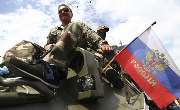 Боевики в Донецк были отправлены Кадыровым с ведома Путина