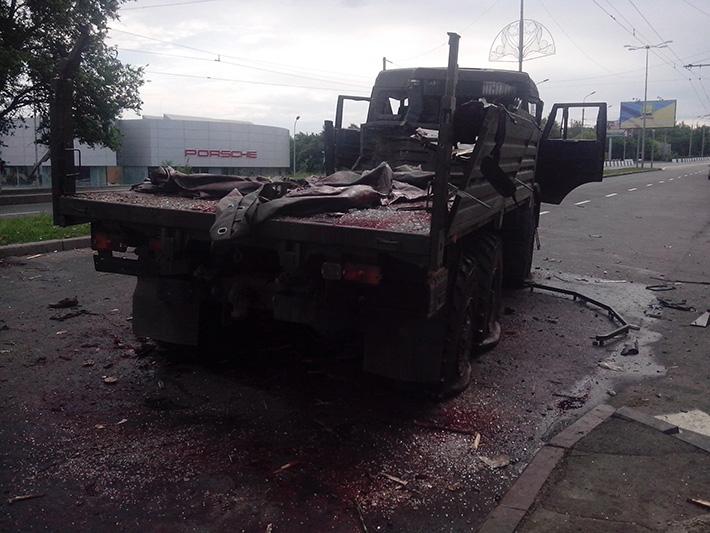 Тымчук: Боевики, прорвавшиеся из РФ в Луганск, несут потери
