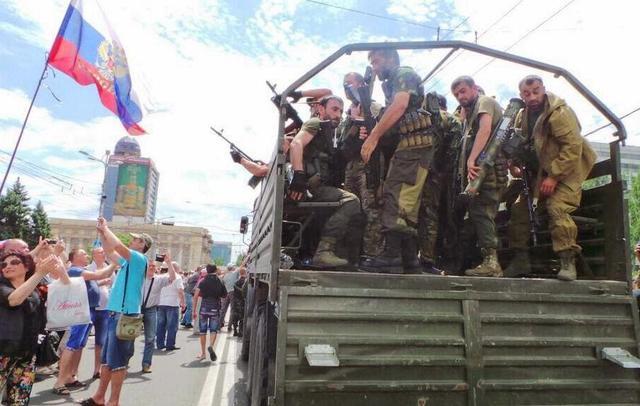 Селезнев: на востоке Украины действуют чеченцы