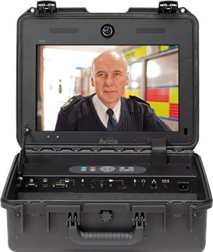 Мобильные центры видеоконференцсвязи Avizia Tactical