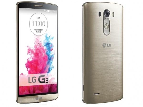 Флагманский смартфон LG G3 с 5,5-дюймовым экраном QHD