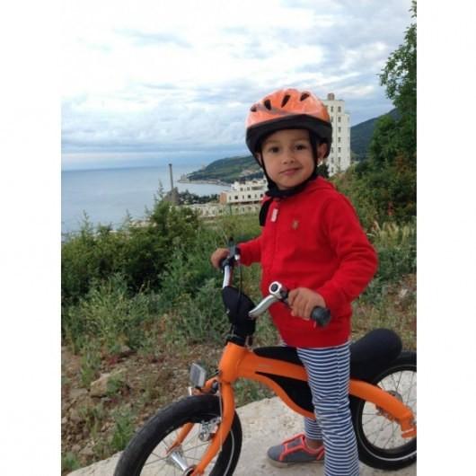 Яна Клочкова отправила сына в оккупированный Крым (ФОТО)