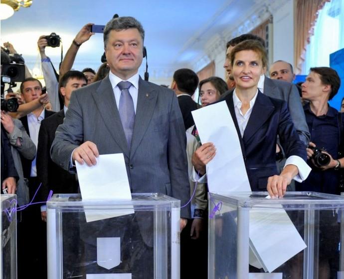 Первая леди: неизвестные факты о Марине Порошенко (ФОТО)