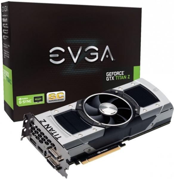 Запуск трех модификаций видеокарты GeForce GTX Titan Z
