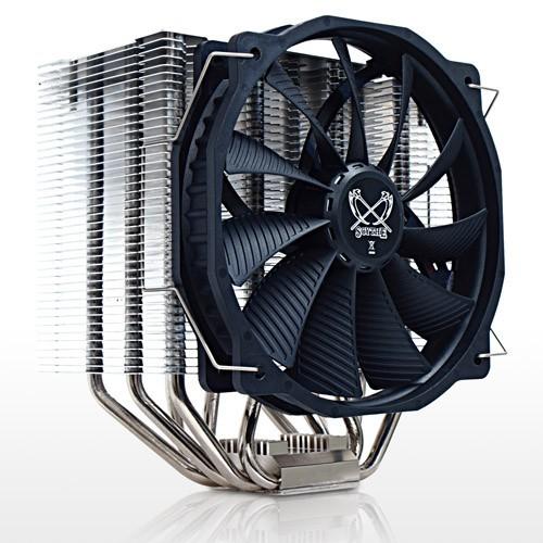 Scythe представила процессорные охладители Mugen MAX, Kodati