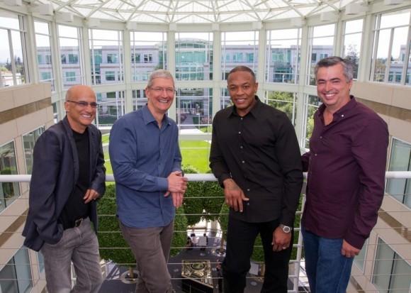 Apple покупает Beats Music и Beats Electronics
