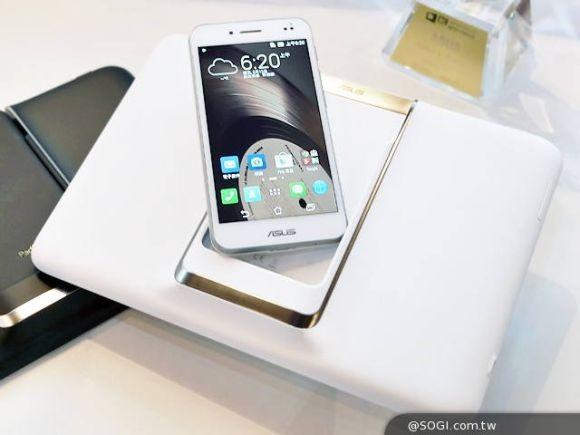 Asus PadFone S: информация о новом планшетофоне
