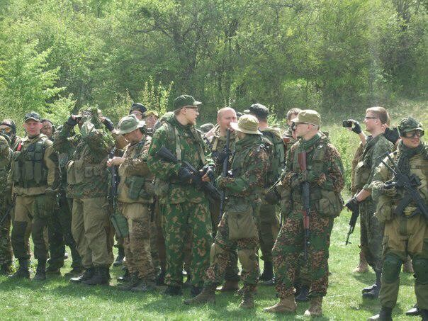 Кавказцы готовили террористов для востока в Крыму (ФОТО)