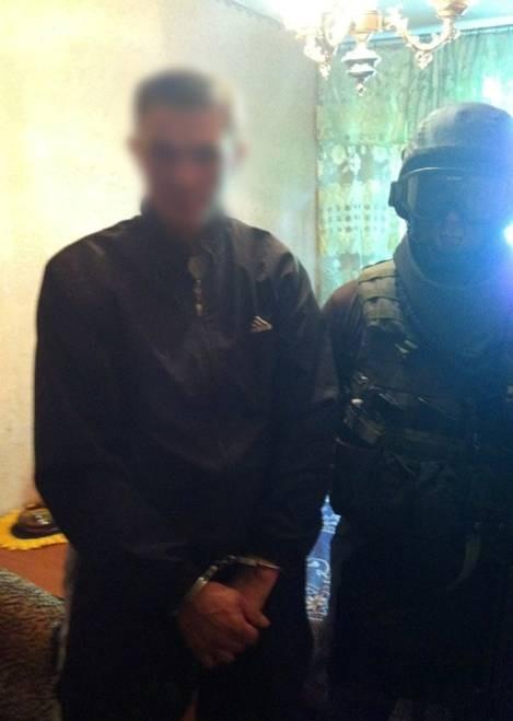 В Одессе задержали террористов, готовивших теракты (ФОТО)