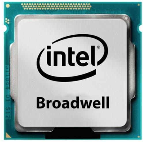 Микропроцессоры Intel Broadwell серии Y: сроки возникновения