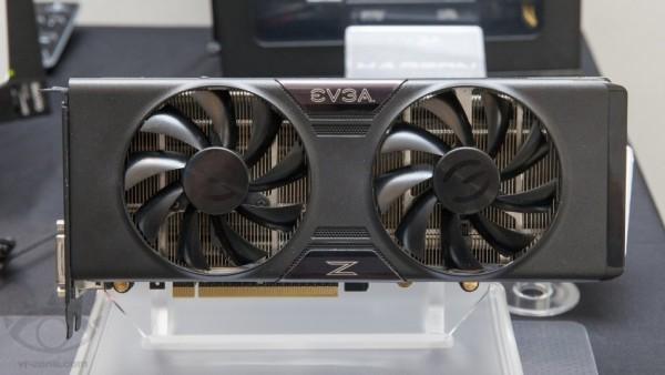 Карта памяти EVGA GeForce GTX Титан Z с кулером ACX