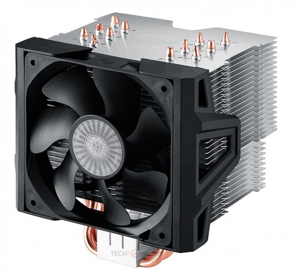 Процессорные кулера Hyper D92 и Hyper 612С от CoolerMaster