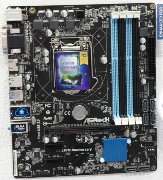 Микропроцессоры Pentium Anniversary Edition