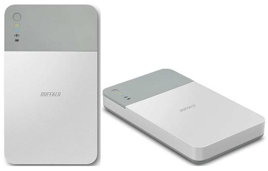 Обновлённая модель жёсткого диска с модулем Wifi