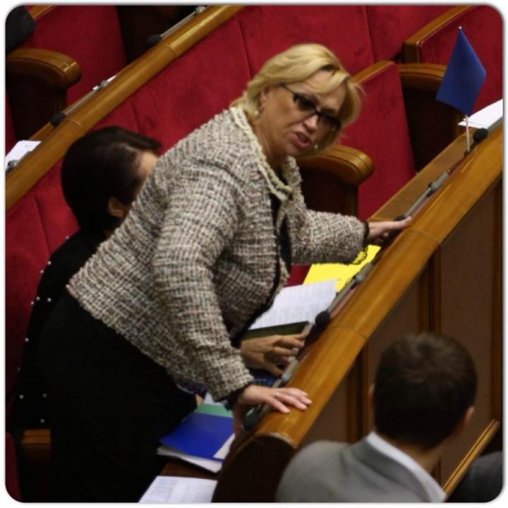 """Основными кнопкодавами ВР стали парламентарии """"Батькивщины"""""""