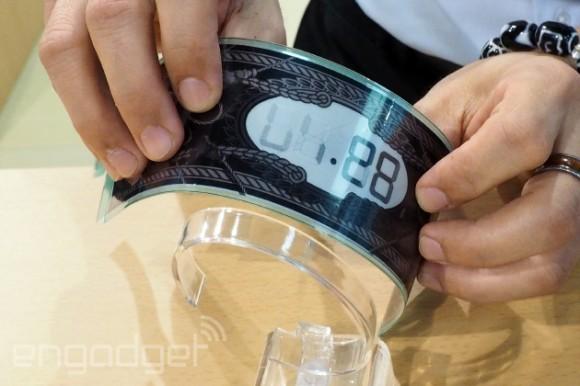 E Ink гарантирует смарт-часы с ремешками-дисплеями