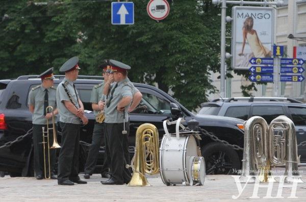 Инаугурация главы Украины-2014: Как это было (ВИДЕО)