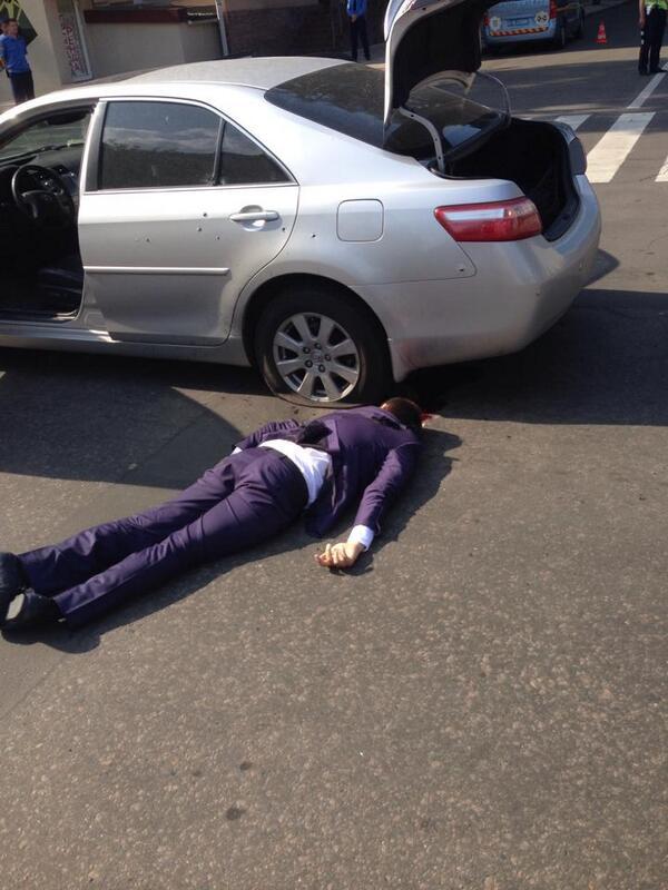В Донецке сообщили о ранении лидера бандитов Пушилина