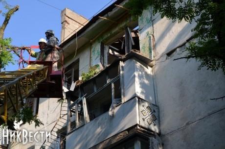 Детали взрыва дома в Николаеве 9 июля