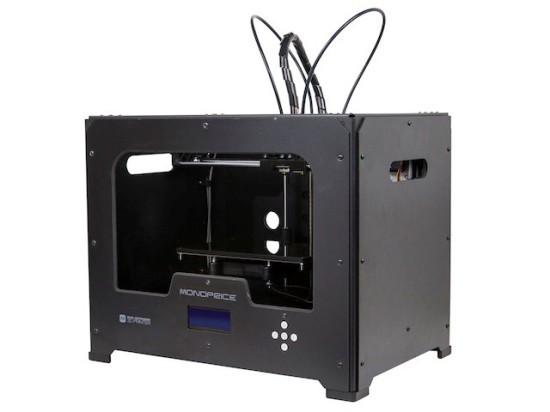 3D-принтер Monoprice Dual Extrusion уже продается